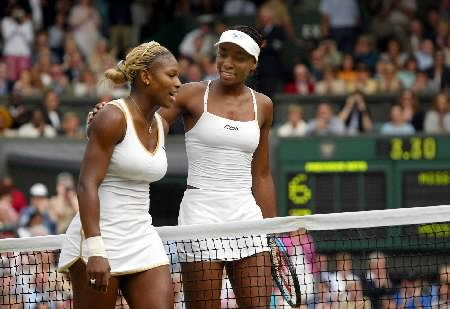 Serena and Venus Williams Are Not That Good