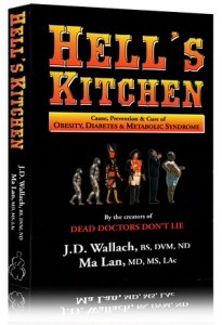 Hells Kitchen book