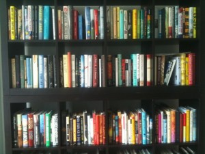 What Does Your Book Collection Look Like?