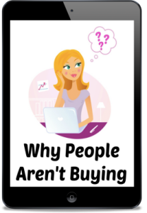 Why People Aren't Buying Your Products