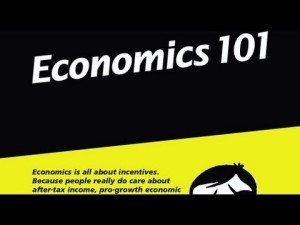 Crash Course of Economics 101