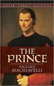 The Prince Book Read by Niccolo Machiavelli